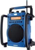 Sangean Digital AM/FM Utility Radio (Blau)