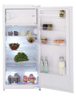 Beko RBI 2302 F Kombi-Kühlschrank (Weiß)
