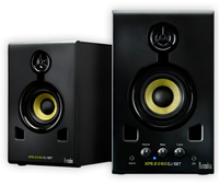Hercules XPS 2.0 60 DJ Set (Schwarz)