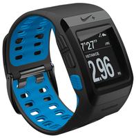 TomTom Nike+ SportWatch GPS - Anthracite/BlueGlow (Schwarz, Blau)