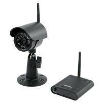 König SEC-TRANS40 Sicherheit Kameras (Schwarz)