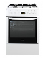 Beko CSM 62320 DW Küchenherd & Kocher (Weiß)
