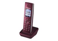 Panasonic KX-TGA855EXR Telefon (Rot)