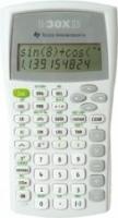Texas Instruments TI-30XIIB Taschenrechner (Grau, Weiß)