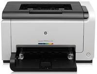 HP LaserJet CP1025nw (Schwarz, Silber)