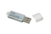 Epson USB-Stick für schnelle Wireless-Verbindung – ELPAP09 (Weiß)