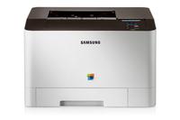 Samsung CLP-415N Farbe 9600 x 600DPI A4 Laser-Drucker (Braun, Weiß)