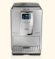 Nivona CafeRomatica 831 (Schwarz, Silber)