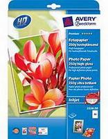 Avery Premium Inkjet Fotopapier (Weiß)