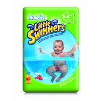 Huggies Little Swimmers Size 3/4 12Stück (Mehrfarbig)