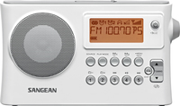 Sangean PR-D14 Radio (Weiß)
