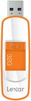 Lexar 32GB JumpDrive S73 32GB USB 3.0 Orange USB-Stick (Orange)