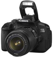 Canon EOS 650D (Schwarz)