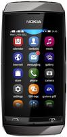 Nokia Asha 305 (Grau)