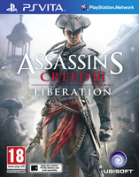 Ubisoft Assassin's Creed III: Liberation, PS Vita