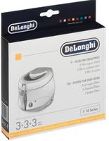 DeLonghi 5525112800 (Schwarz, Weiß)