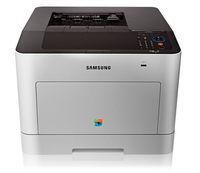 Samsung CLP-680DW Farbe 9600 x 600DPI A4 WLAN Laser-Drucker (Grau)