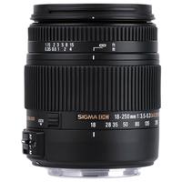 Sigma 18-250mm F3.5-6.3 DC Macro OS HSM (Schwarz)