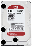 Western Digital Red 3000GB Serial ATA III Interne Festplatte