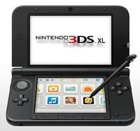 Nintendo 3DS XL (Schwarz, Blau)