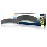 Ranex RA-5000333 Wandbeleuchtung (Schwarz)