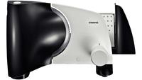 Siemens MS65001N Aufschnittmaschine (Schwarz, Weiß)