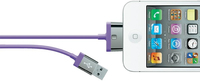 Belkin MIXIT ChargeSync, 2m (Violett)