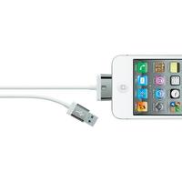 Belkin F8J041CW2M-WHT USB Kabel (Weiß)