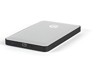 G-Technology G-DRIVE MOBILE USB 3.0 1TB (Silber)