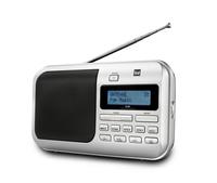 Dual DAB 4 Radio (Schwarz, Silber)