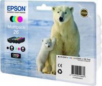 Epson Multipack 4-colours 26 Claria Premium Ink