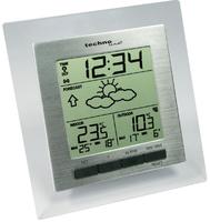 Technoline WS 9136-IT Wetterstation (Edelstahl, Weiß)
