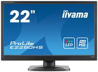 iiyama ProLite E2280HS-1 (Schwarz)