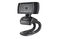 Trust Trino HD Video Webcam (Schwarz)