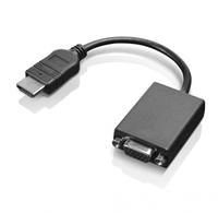 Lenovo HDMI / VGA (Schwarz)