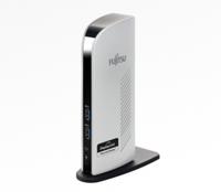 Fujitsu USB 3.0 PR08 (Schwarz, Silber)