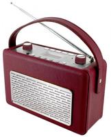 Soundmaster TR 50 USB (Bordeaux)