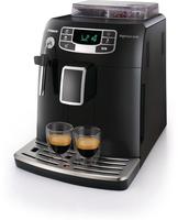 Saeco Saeco HD8751/95 Klassischer Milchaufschäumer Focus in Schwarz Kaffeevollautomaten (Schwarz)