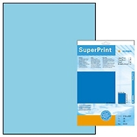 Herma Labels blue 210x297 SuperPrint 25 pcs. (Blau)