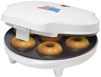 Bestron ADM218 Cupcake- und Donut-Maker (Weiß)