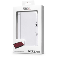 Big Ben Polycarbonat Case 3DS XL (Transparent)