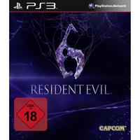 Capcom Resident Evil 6