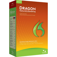 Nuance Dragon NaturallySpeaking 12.0 Home