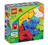 Lego Duplo 6176 - Grundbausteine (Mehrfarbig)