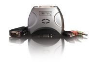 Digitus USB pocket KVM switch