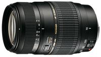 Tamron AF70-300mm F/4-5.6 Di LD Macro Nikon (Schwarz)