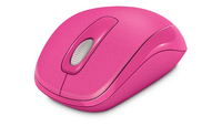 Microsoft Wireless Mobile Mouse 1000 (Pink)