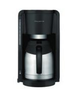 Rowenta CT 3818 Kaffeemaschine (Schwarz, Silber)