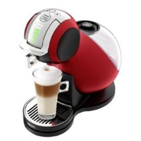 Krups Dolce Gusto Melody (Rot)