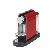 Krups Nespresso CitiZ XN7205 (Schwarz, Rot)